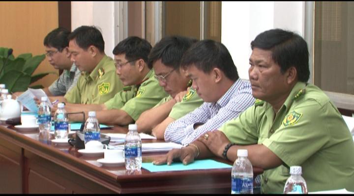 Hội nghị trực tuyến về công tác bảo vệ rừng