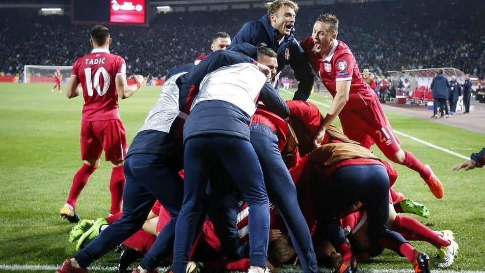Iceland, Serbia đoạt vé dự World Cup 2018