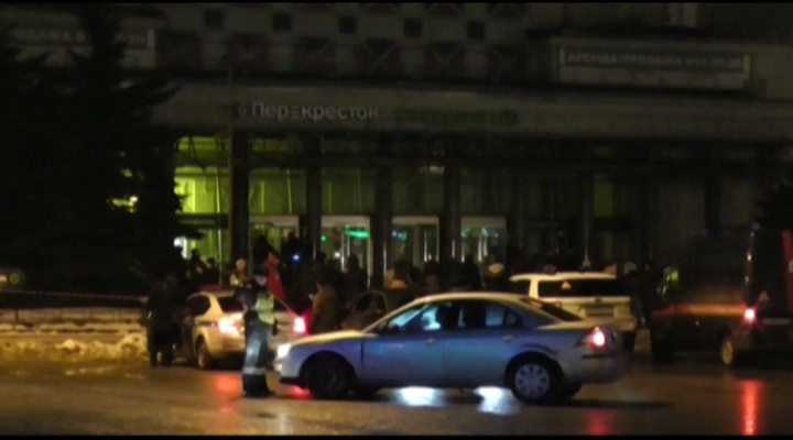 IS thừa nhận đánh bom tại St. Petersburg