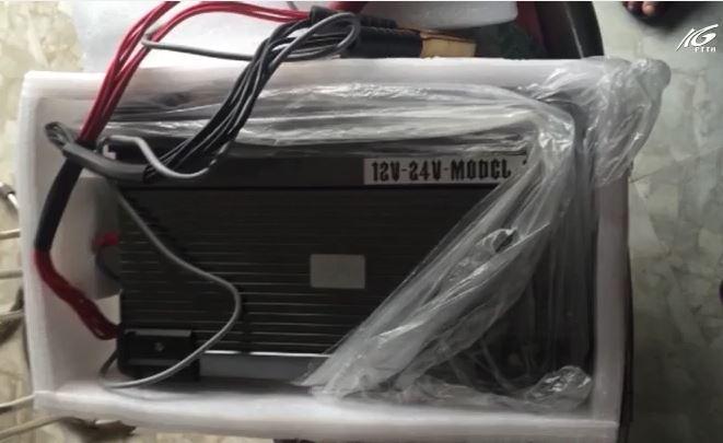 Mua bán máy kích điện tiếp tay tận diệt thủy sản