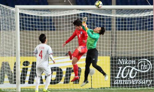 Tinh thần là vũ khí lớn nhất của U23 Việt Nam