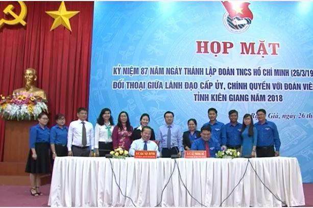 Họp mặt kỷ niệm Ngày thành lập Đoàn TNCS HCM