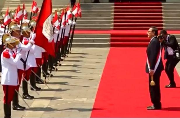 Peru có tổng thống mới