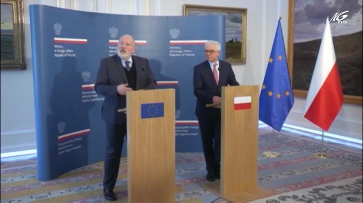 EU hối thúc Ba Lan đẩy mạnh cải tổ tư pháp