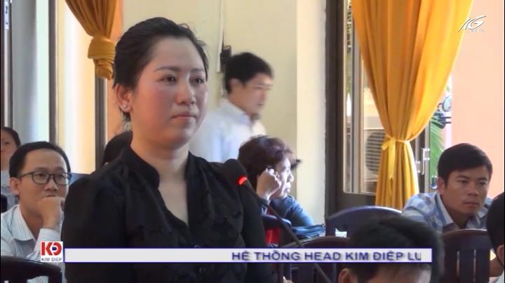 Nữ kế toán 37 tuổi, lãnh 15 năm tù vì tham ô