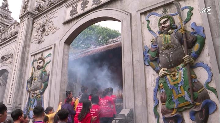 Đền Hùng trong tâm thức người con đất Việt
