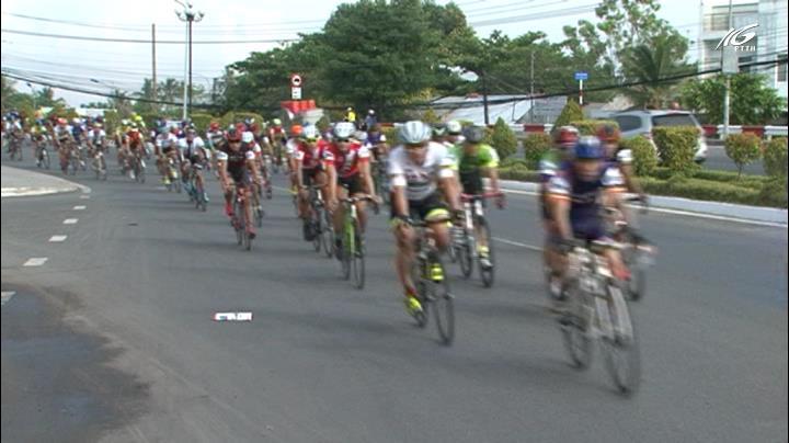 Giải đua xe đạp đền Hùng tỉnh Kiên Giang 2018