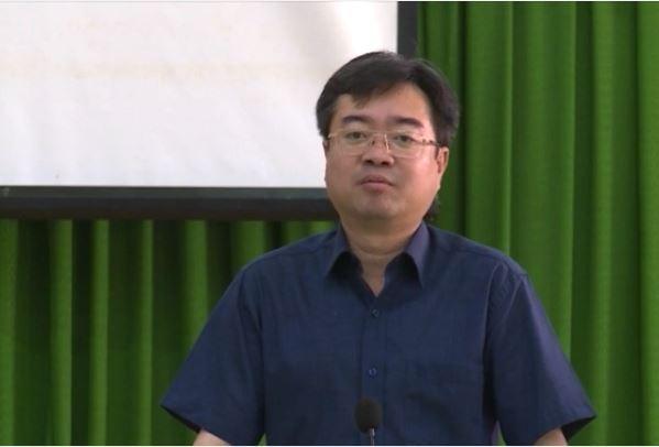 Bí thư tỉnh ủy Kiên Giang làm việc với Sở NN&PTNT