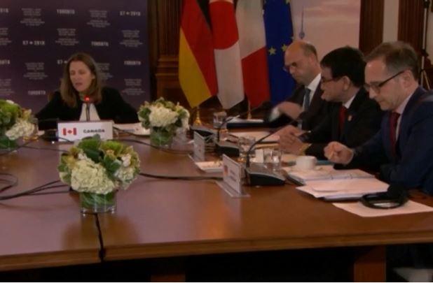 G7 không chấp nhận Triều Tiên vũ trang hạt nhân