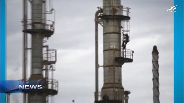 Bất ổn tại Syria ảnh hưởng đến giá dầu