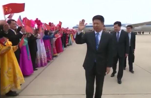 Triều Tiên và Trung Quốc tăng cường quan hệ