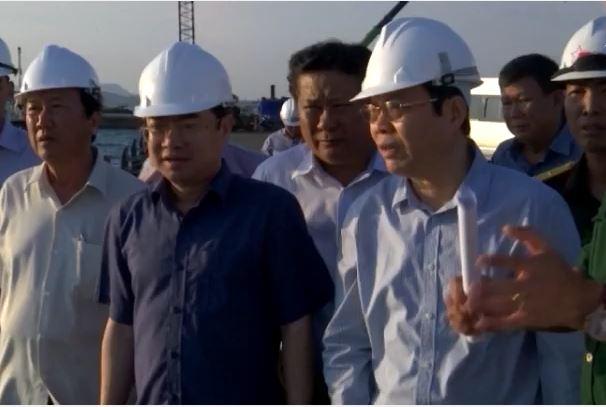 Đoàn công tác của Quốc hội làm việc tại Phú Quốc