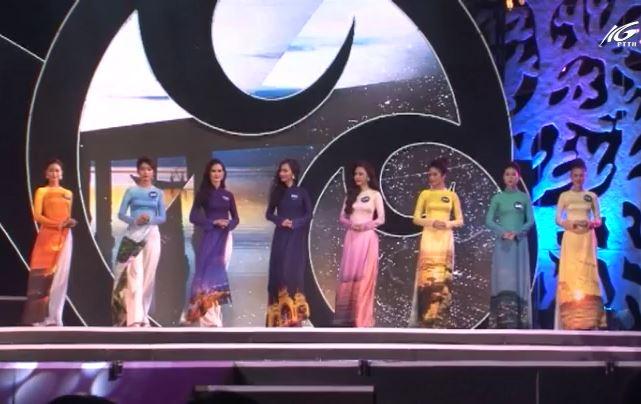 Bán kết cuộc thi hoa hậu biển Việt Nam toàn cầu