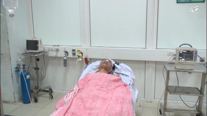 Tích cực điều trị cho nạn nhân vụ lật tàu hỏa