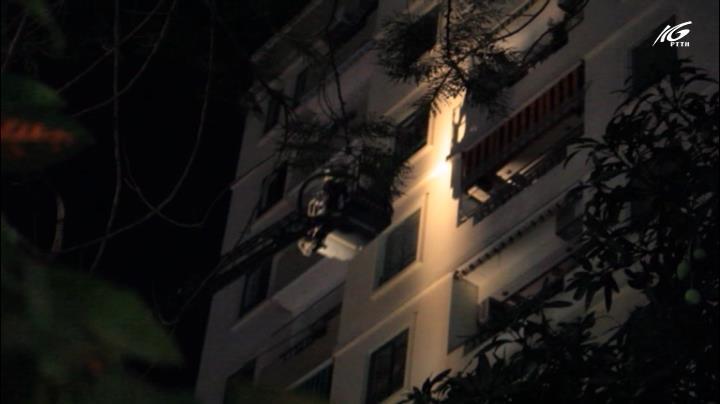 Cháy chung cư ở Hà Nội, người dân hốt hoảng