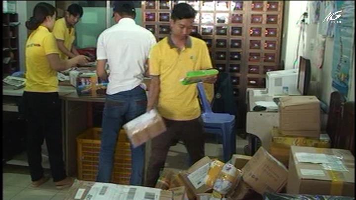 Dịch vụ bưu chính công ích (23/05/2018)