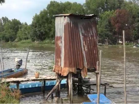 Bình Giang quyết tâm xóa cầu tiêu trên sông
