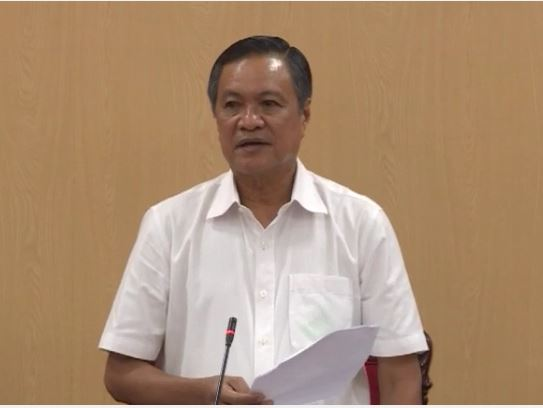 UBND tỉnh Kiên Giang họp thường kỳ tháng 5