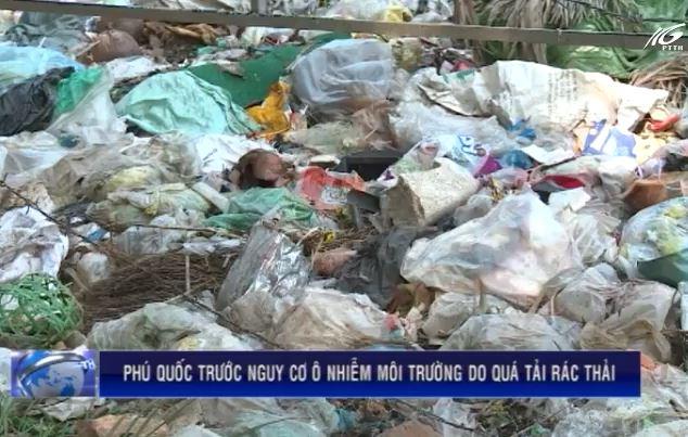 Phú Quốc trước nguy cơ ô nhiễm môi trường