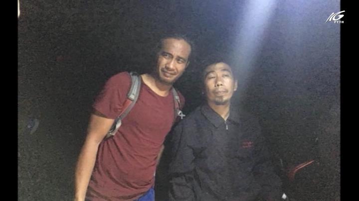 Tìm được du khách bị lạc đường trong rừng Sơn Trà