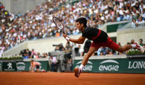 Djokovic bị loại tại tứ kết Roland Garros 2018