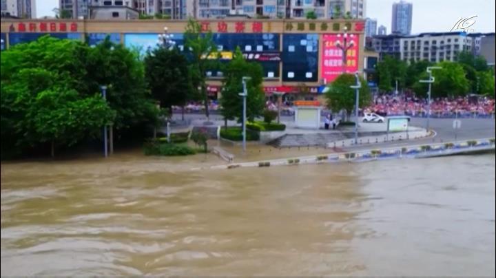 Mưa lũ nghiêm trọng tại Tây Nam Trung Quốc