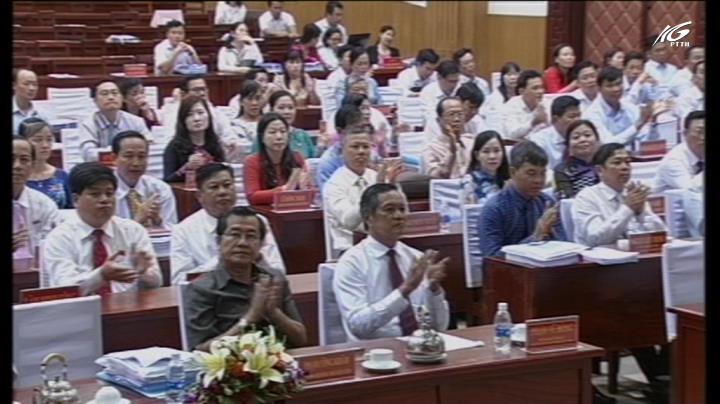 Bế mạc kỳ họp thứ 9, HĐND tỉnh khóa IX
