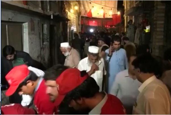 Pakistan: Đánh bom liều chết gây thương vong lớn