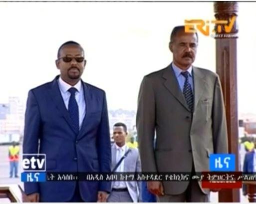 Ethiopia và Eritrea ký tuyên bố chấm dứt chiến tranh
