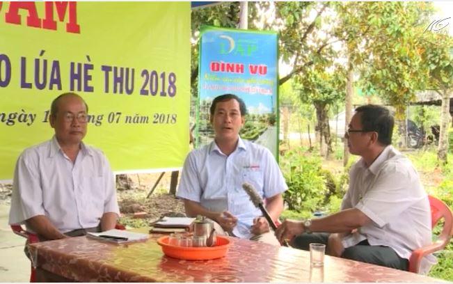 Nông nghiệp nông thôn (20/07/2018)