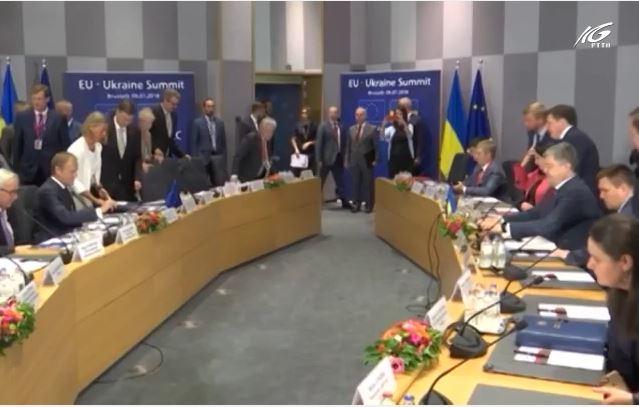 EU, Ukraina thảo luận về cải cách của Kiev