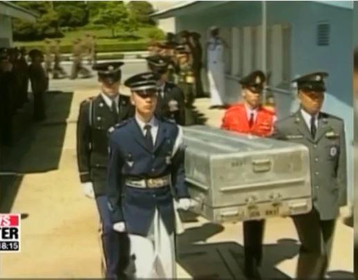 Mỹ - Triều Tiên đàm phán trao trả hài cốt binh lính