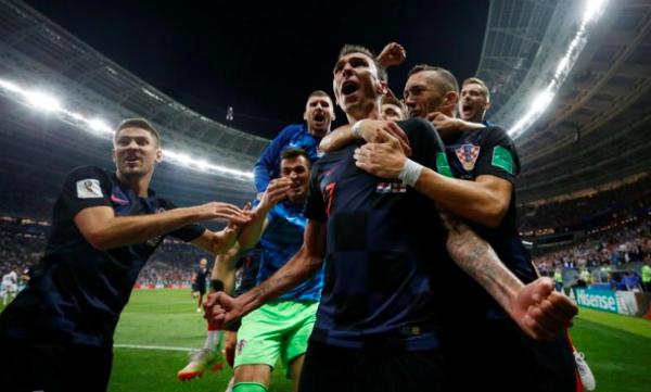 Croatia lần đầu vào chung kết World Cup