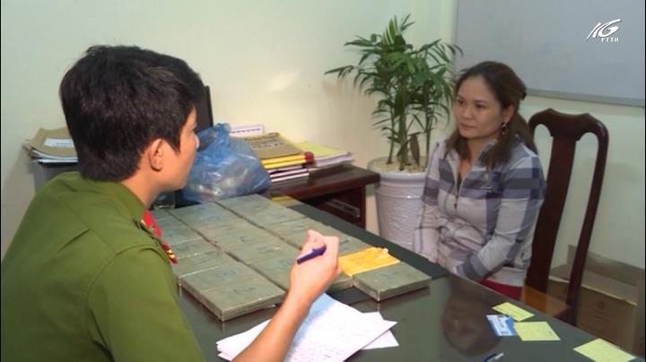 Bắt vụ vận chuyển 22 bánh Heroin từ Lào về Việt Nam