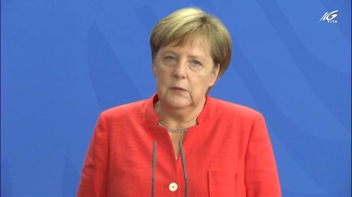 Đức hé lộ khả năng tổ chức hội nghị 4 bên về Syria