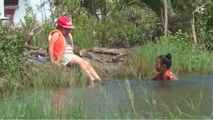 Báo động tình trạng trẻ đuối nước ở nông thôn