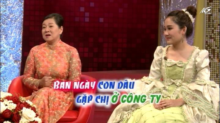 21h00 thứ 5 kênh KG: Mẹ chồng nàng dâu