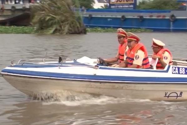 Phong trào phòng, chống tội phạm trên sông