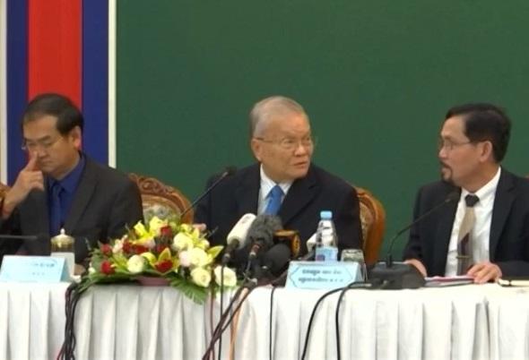 Campuchia công bố kết quả bầu cử tạm thời