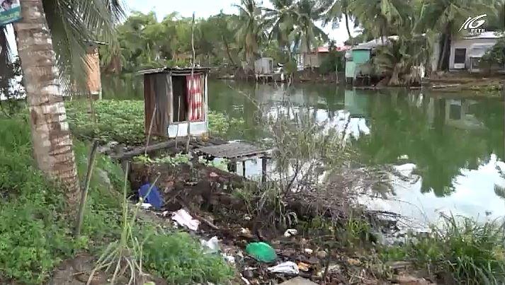 Vấn đề bảo vệ môi trường chưa ổn ở Lình Huỳnh