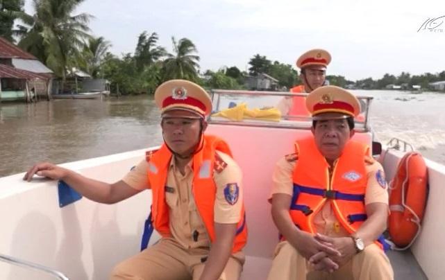 Tăng cường an toàn giao thông đường thủy