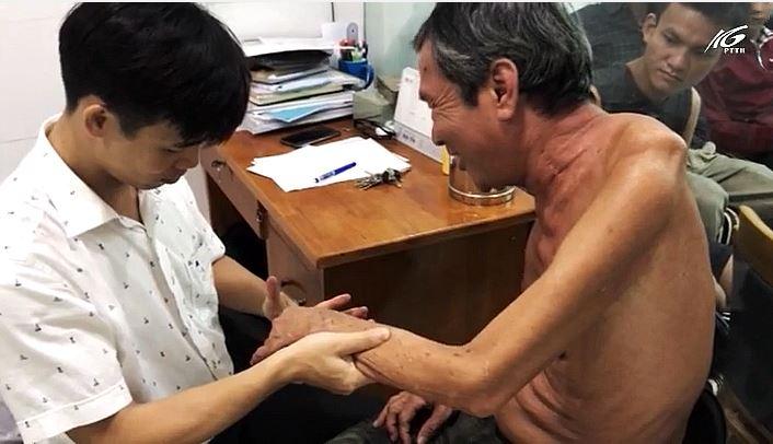 Cứu tinh của người bệnh liệt