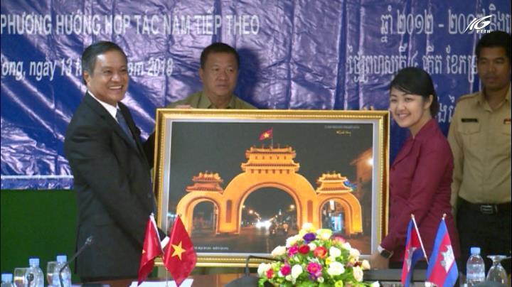 Kiên Giang - Koh Kong tăng cường mối quan hệ