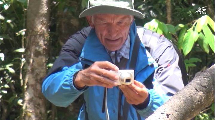 Ông giáo người Bỉ với tình yêu thiên nhiên Việt Nam