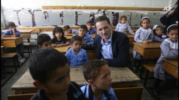 Cấp thêm kinh phí cho Cơ quan về người tị nạn Palestine