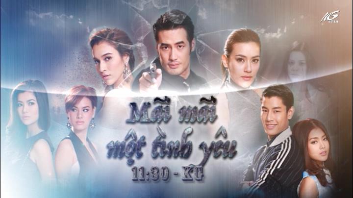 11h30 kênh KG: Mãi mãi một tình yêu