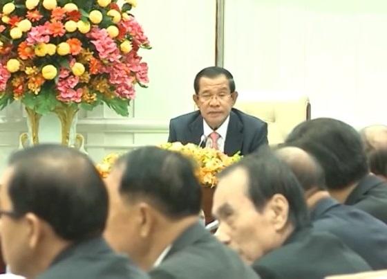 Campuchia ưu tiên bảo vệ hòa bình và phát triển