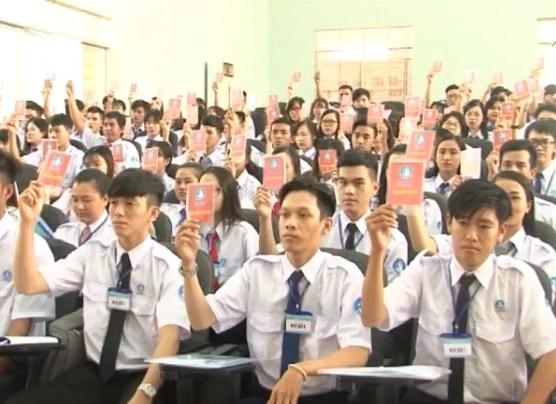 Đại hội đại biểu hội sinh viên Việt Nam tỉnh KG
