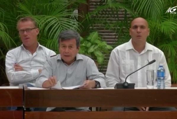 ELN đề nghị Chính phủ Colombia tiếp tục đàm phán