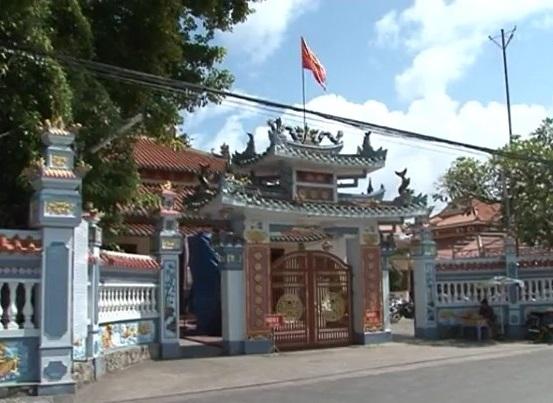 Chuẩn bị lễ hội AHDT Nguyễn Trung Trực